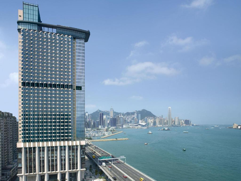 港島海逸君綽酒店 (Harbour Grand Hong Kong Hotel)