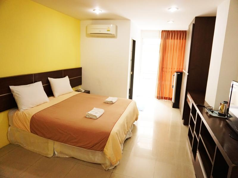 Basic Double Room Single Use, 1 Bedroom