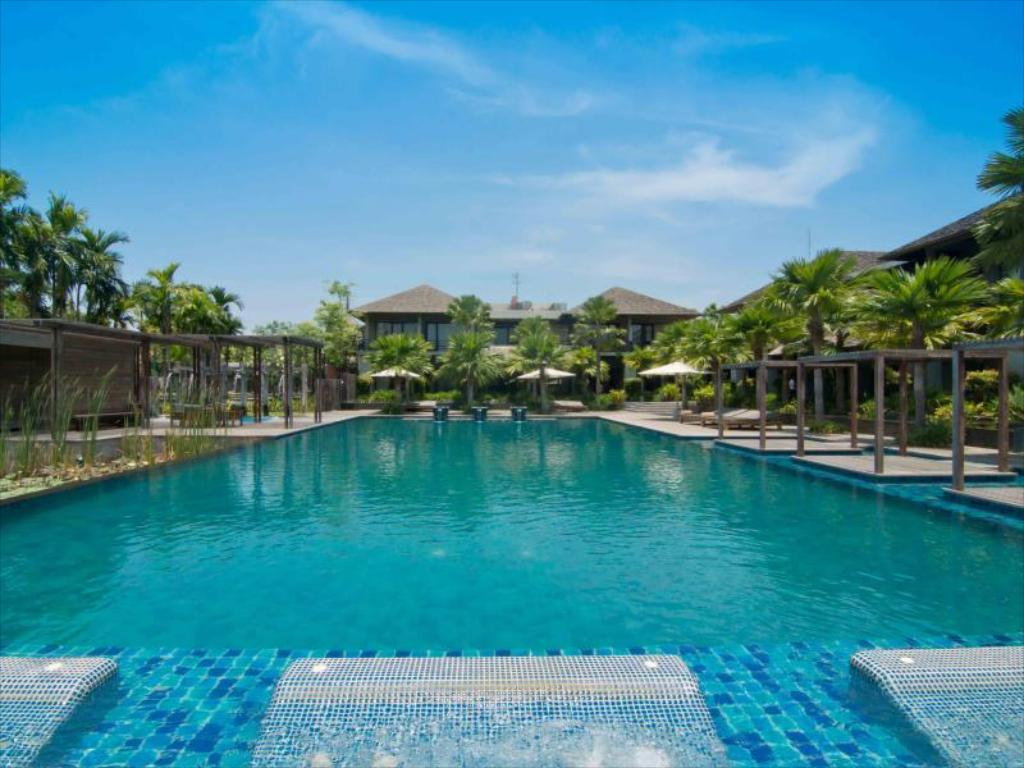 Piscine Pattara Resort & Spa