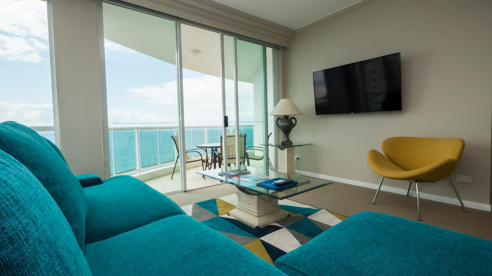 2 Bedroom Ocean View Apartment