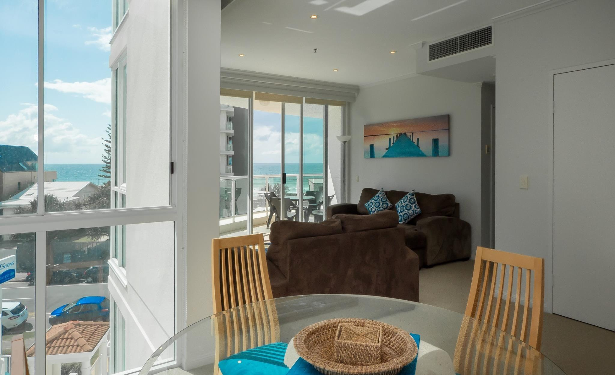 2 Bedroom Beach Front