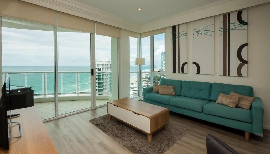 2-Bedroom Superior Ocean View Apartment