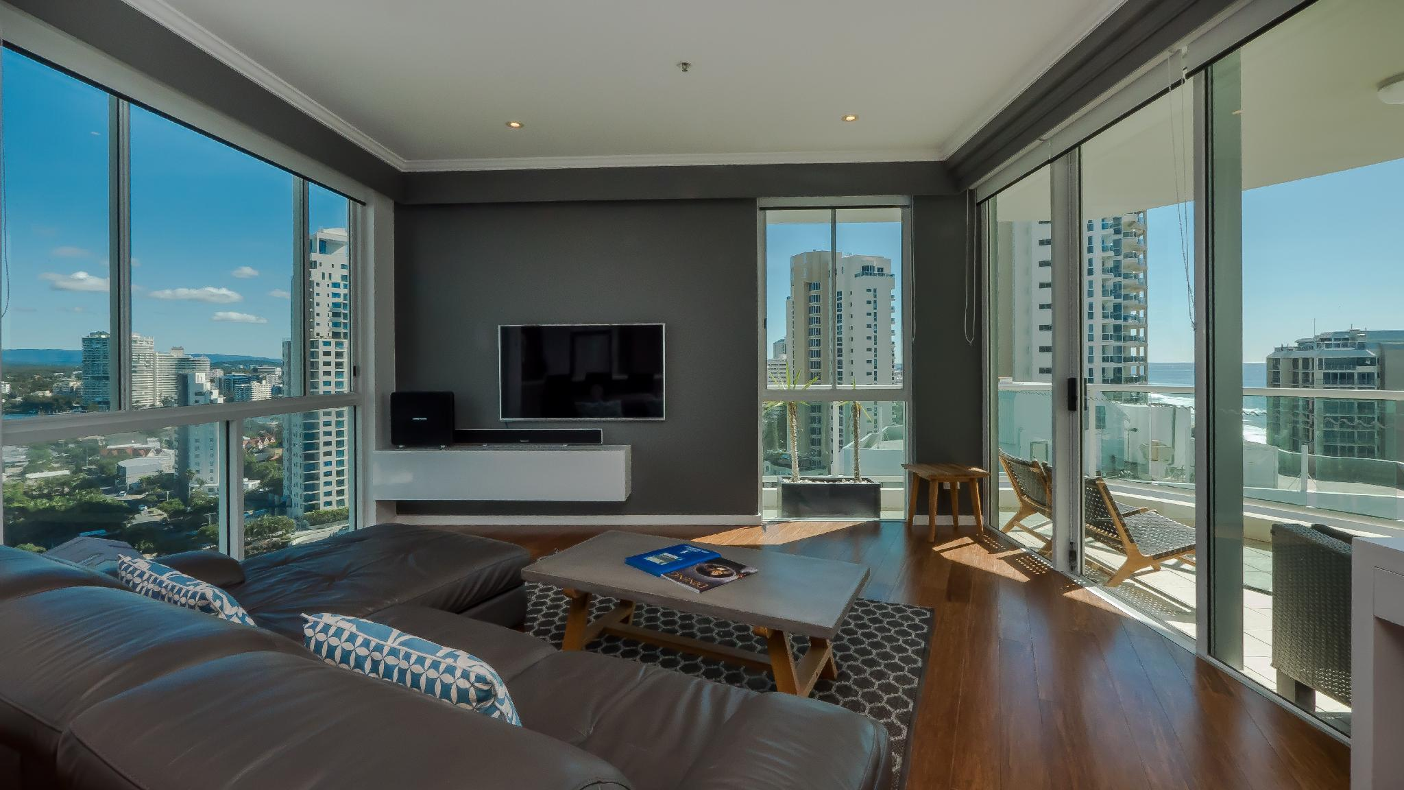 1-Bedroom Superior Ocean View Apartment