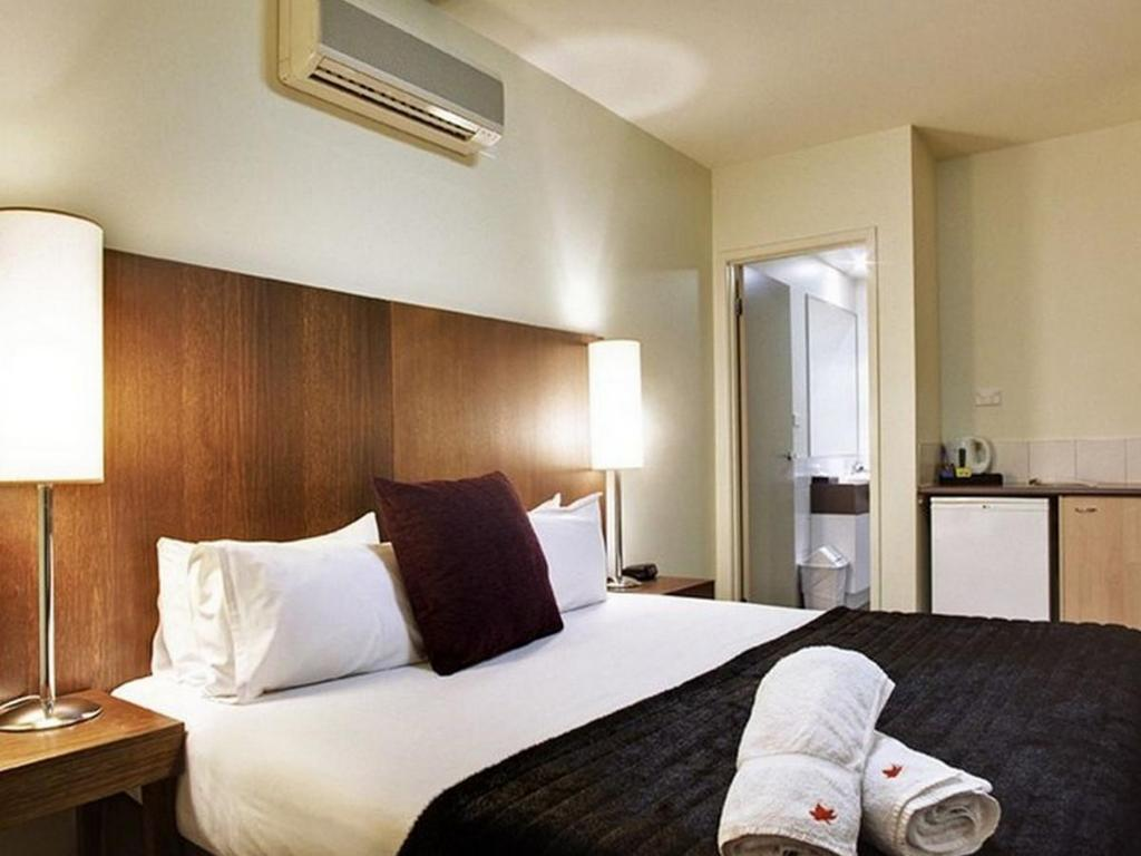 Hotellrom Punthill Apartment Hotels Burwood