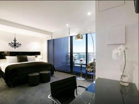 Leilighet med 1 soverom  Punthill Apartments Hotels South Yarra Grand