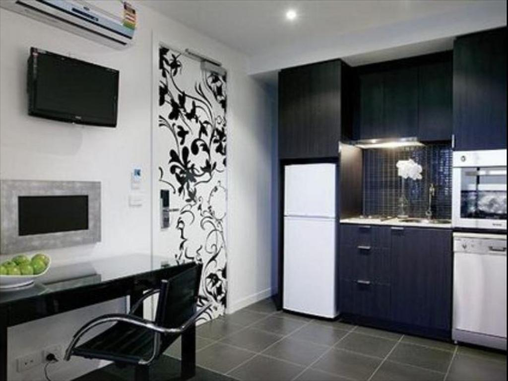Apartemen Studio Punthill Apartments Hotels South Yarra Grand