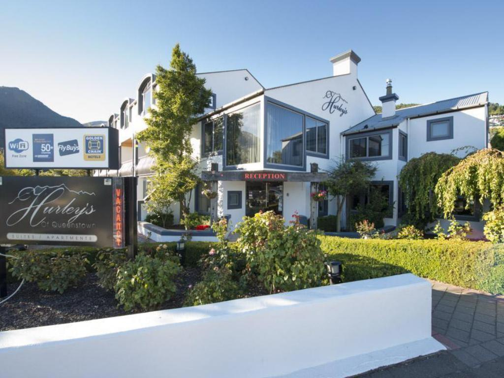 هورليز أوف كوينزتاون موتيل (Hurley's of Queenstown Motel)