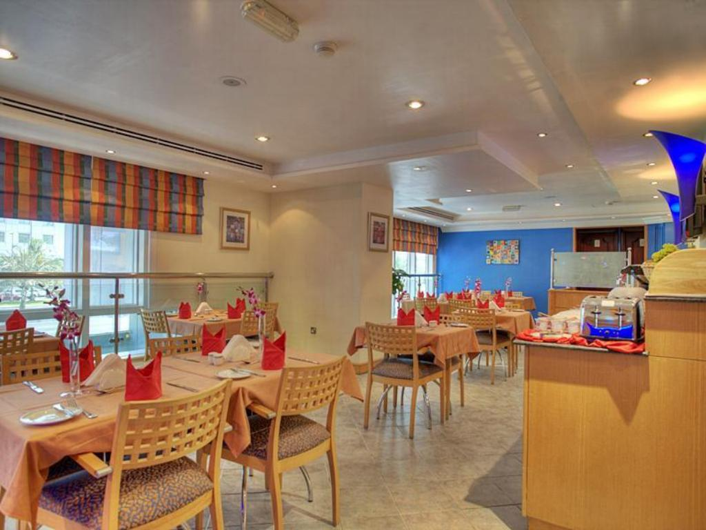 Restaurant Al Diar Palm Hotel Apartments