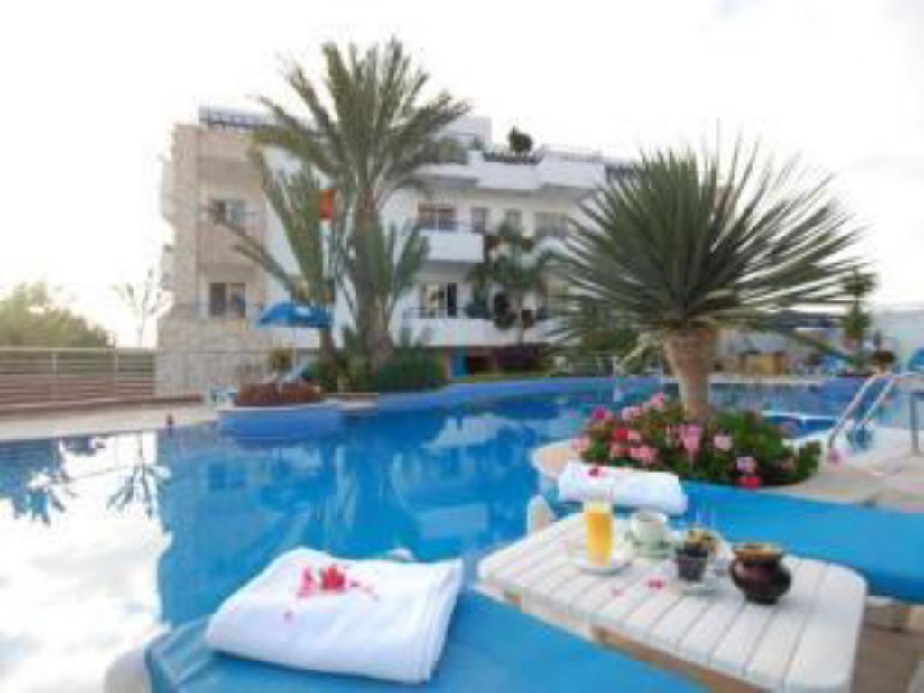 Piscina Golden Beach Appart'hotel