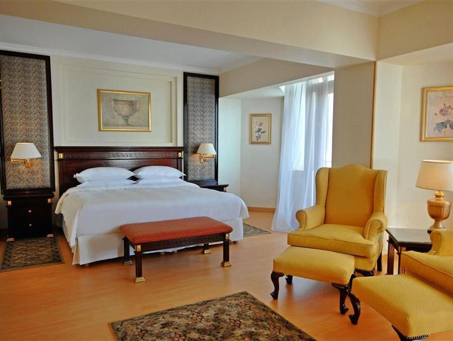 Suite Presidenziale con Vista Mare (Presidential Suite with Sea View)