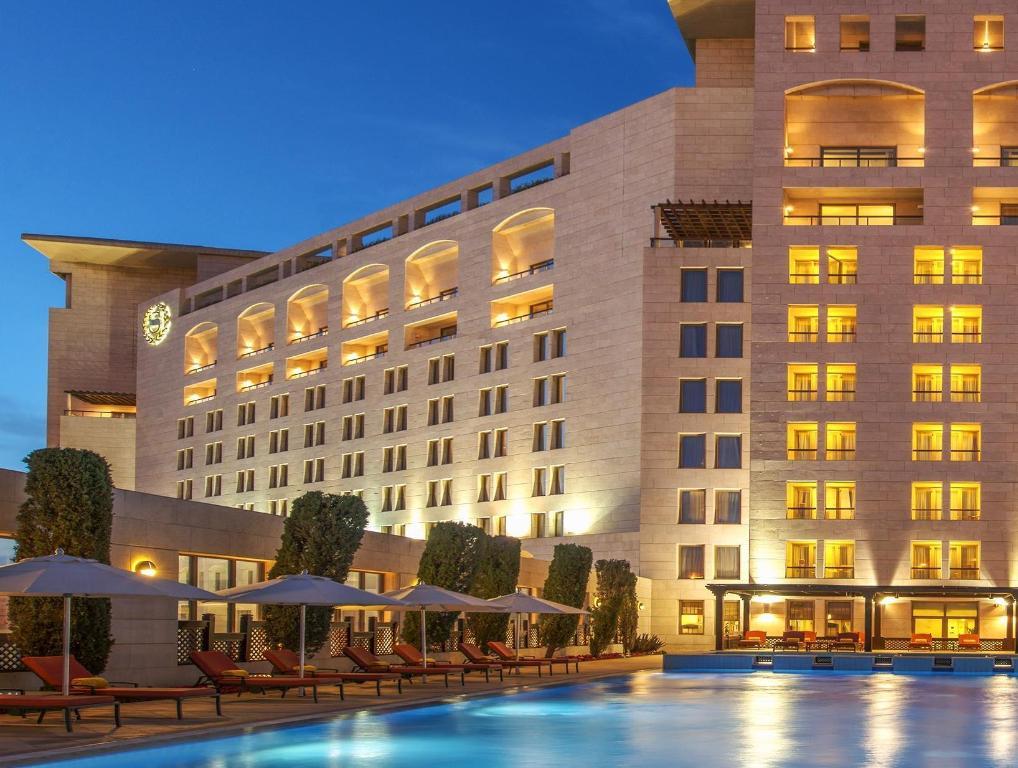 More About Sheraton Amman Al L Hotel