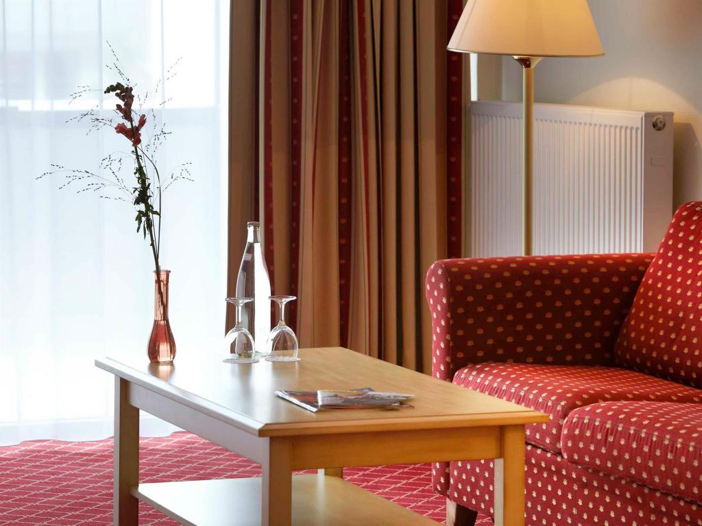 Интерьер Mercure Chateau Berlin am Kurfurstendamm Hotel