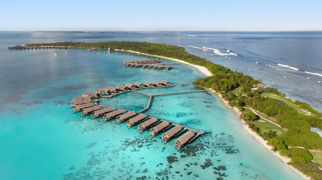 Shangri La S Villingili Resort Spa Malediivit Parhaat