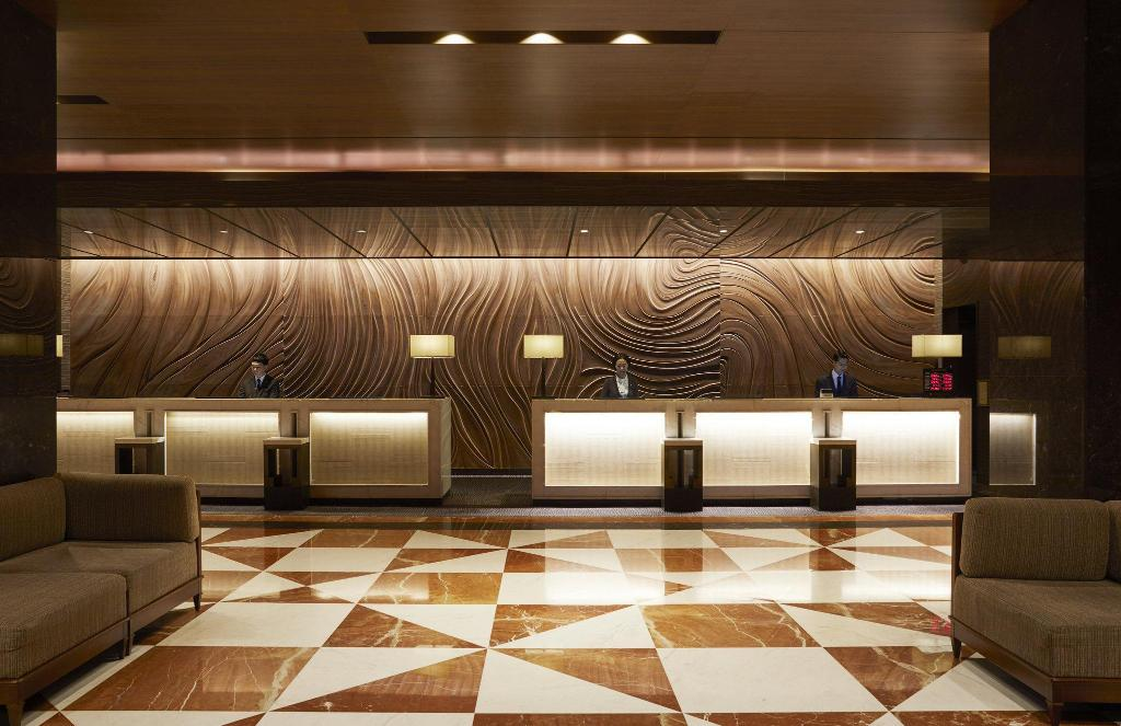 Lobby InterContinental Grand Seoul Parnas