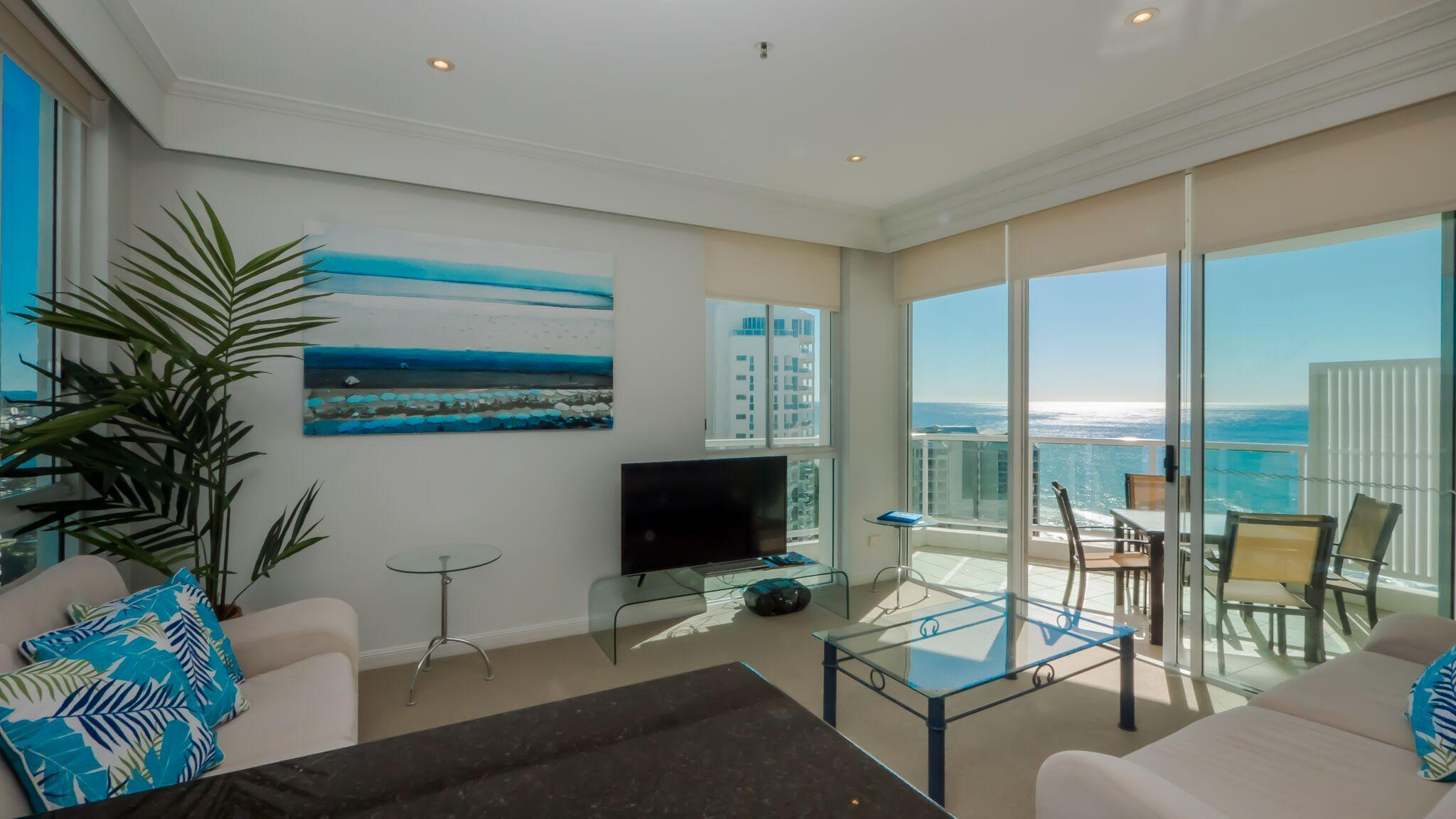 1 Bedroom Ocean View Apartment