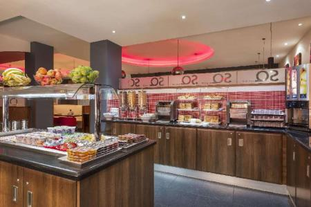 Coffee shop Ramada by Wyndham Belfast City Centre