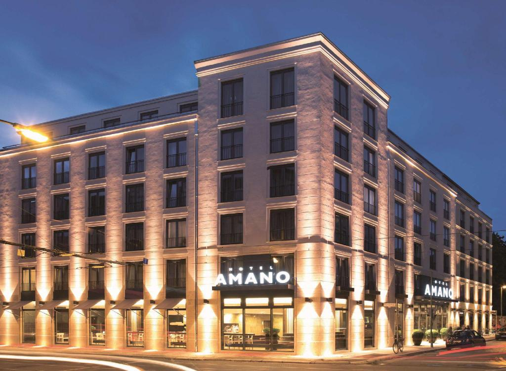 More about Hotel AMANO