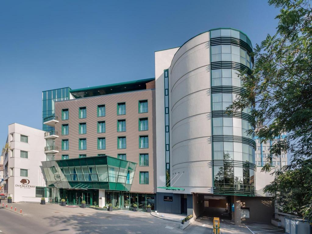 DoubleTree by Hilton City Plaza Cluj