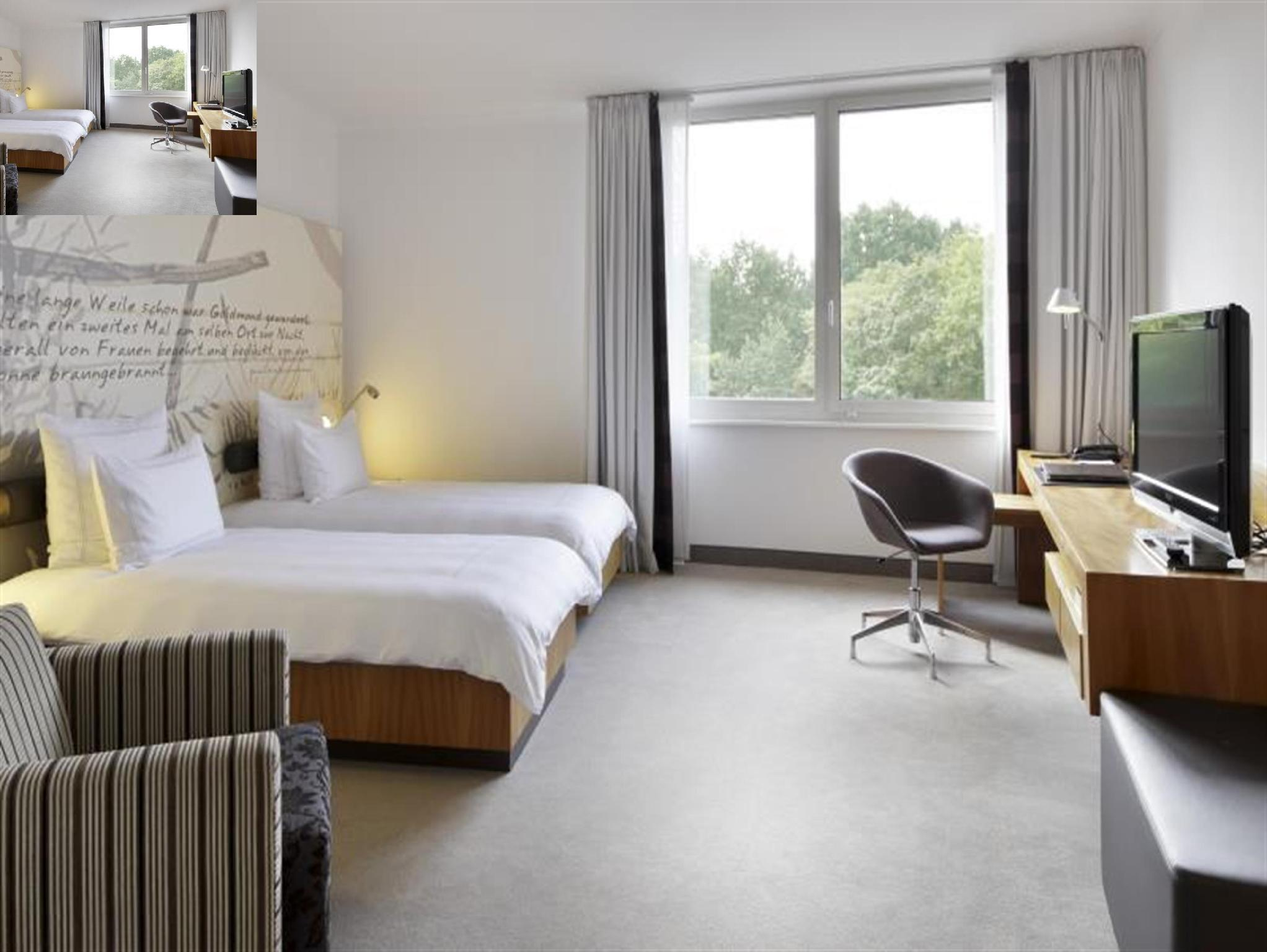 Swiss Advantage Zweibettzimmer (Swiss Advantage Twin Room)