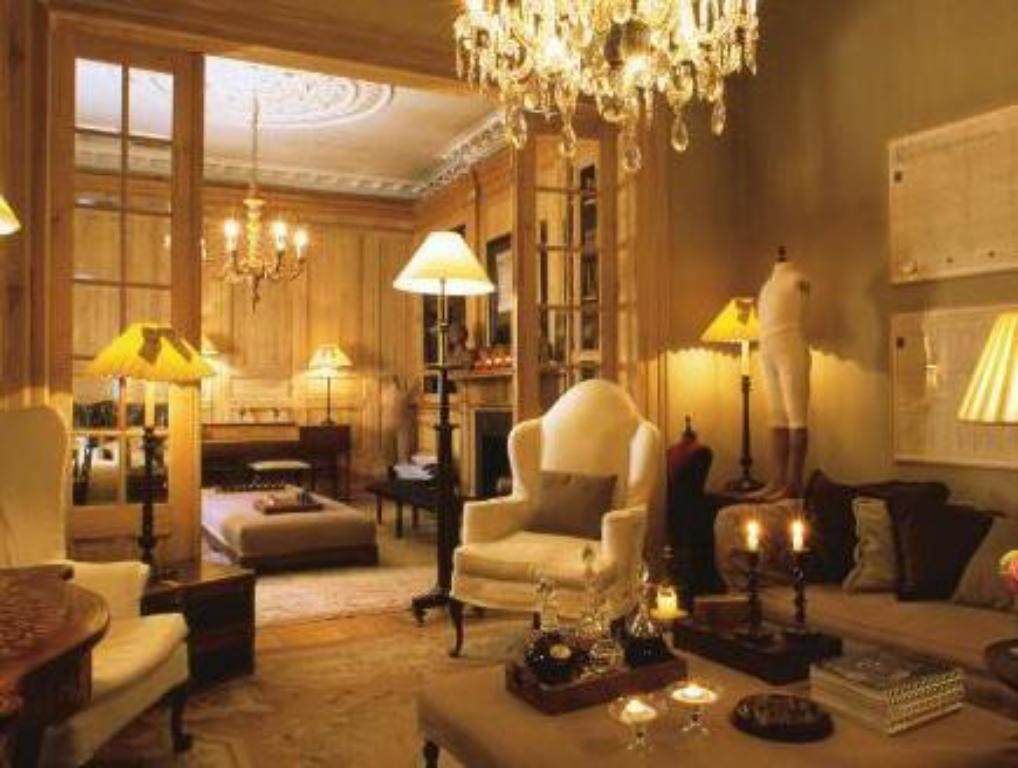 Interior view The Pand Hotel - Small Luxury Hotels of the World