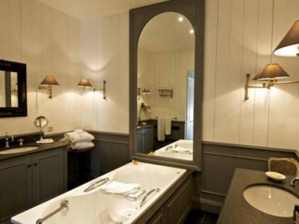 Bathroom The Pand Hotel - Small Luxury Hotels of the World