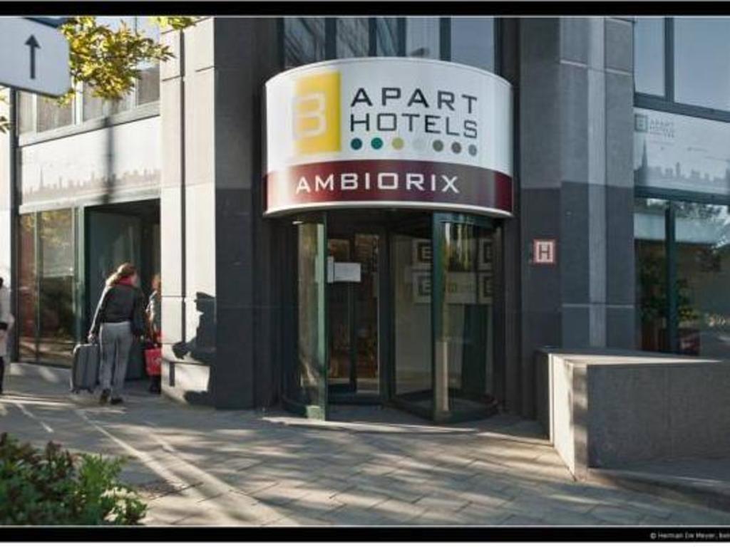 More About B Aparthotels Ambiorix