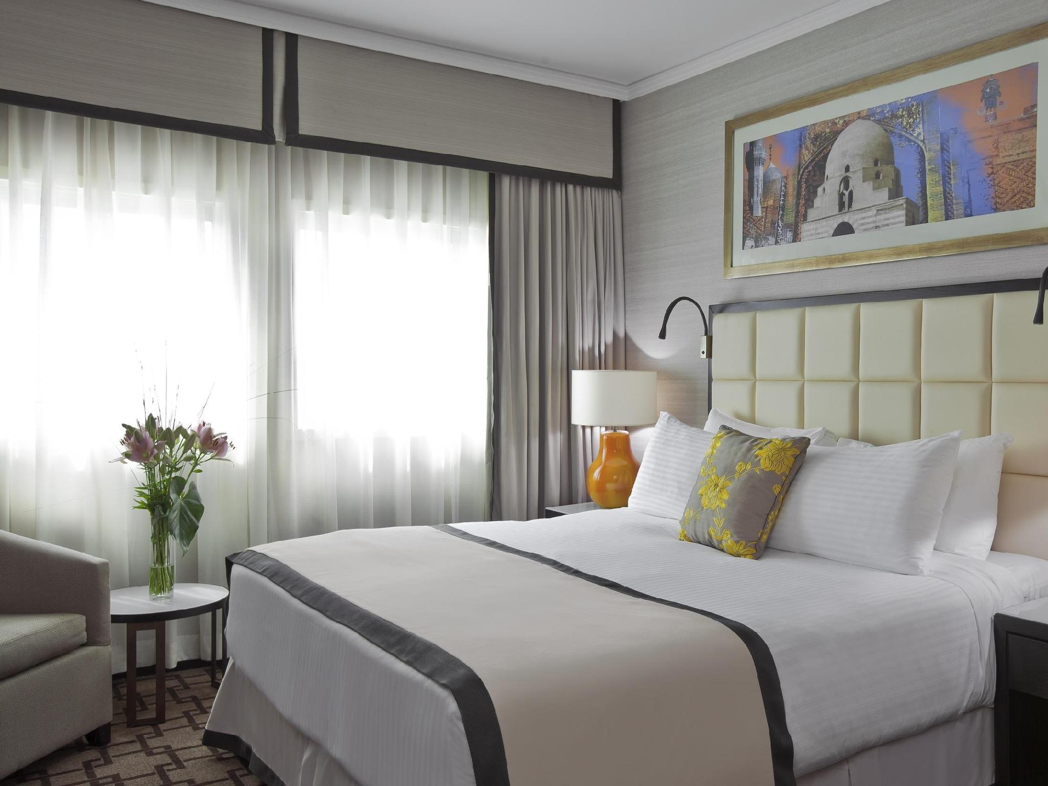 Kamar dengan Ranjang King dan Pemandangan (King Guest Room with View)