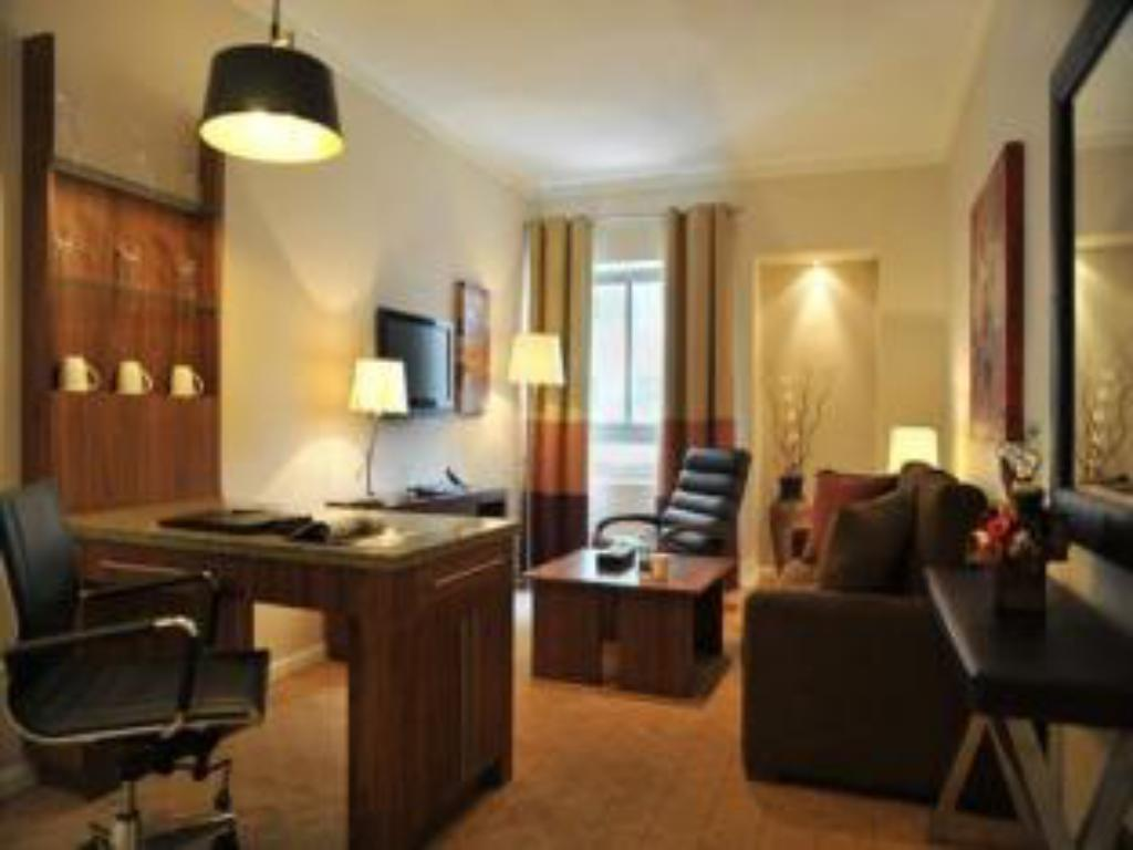 Suite 2 Quartos - Quarto de hóspedes Staybridge Suites & Apartments - Citystars