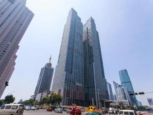 Qingdao Jinshan We Holiday Apartment Wu Si Square