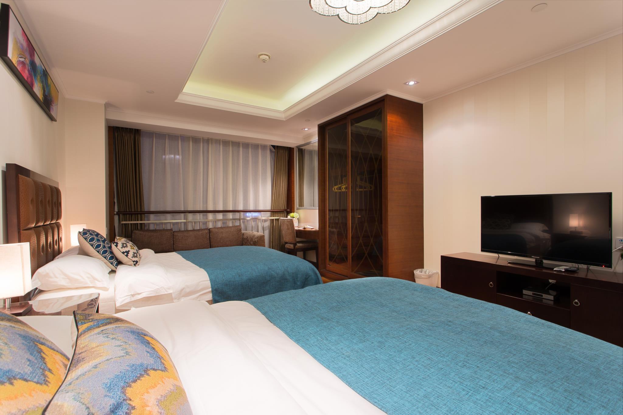 Qingdao Jinshan We Holiday Apartment Olympic Sailing Center Qingdao China