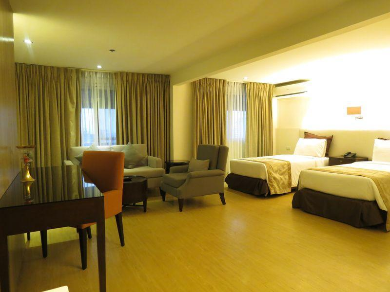 Suite Premiere 2 Ranjang Single (Premiere Suite 2 Single Beds)