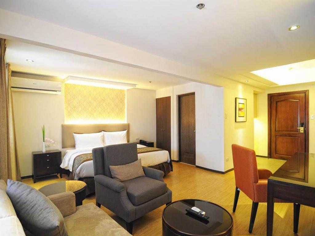 Bekijk alle 30 foto's Imperial Palace Suites Quezon City