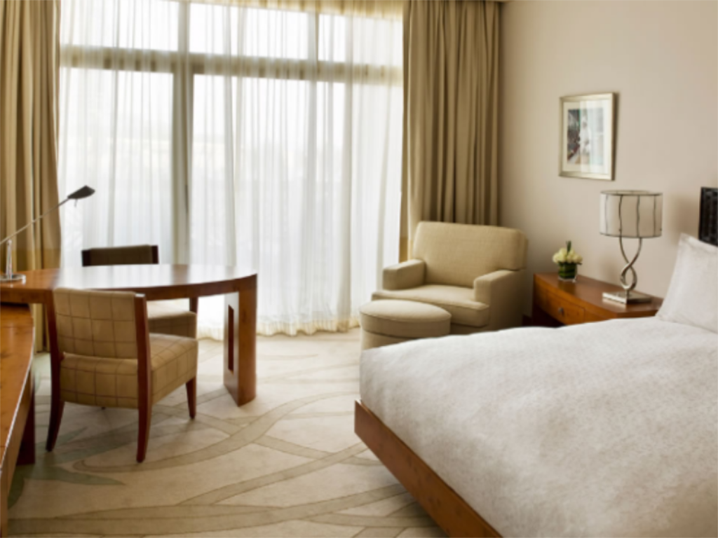 2 Bedroom Ground Floor Residence Grand Hyatt Doha Hotel & Villas