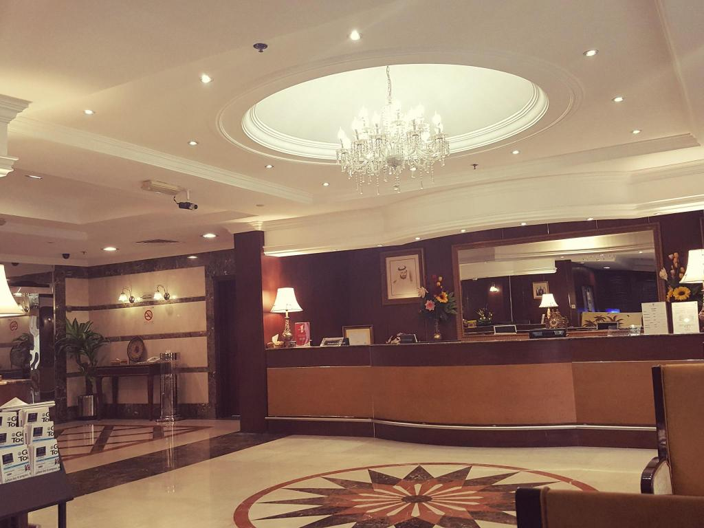 Foyer Al Manar Hotel Apartments