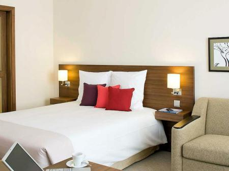 Superior Double Bed Novotel Deira City Centre Hotel