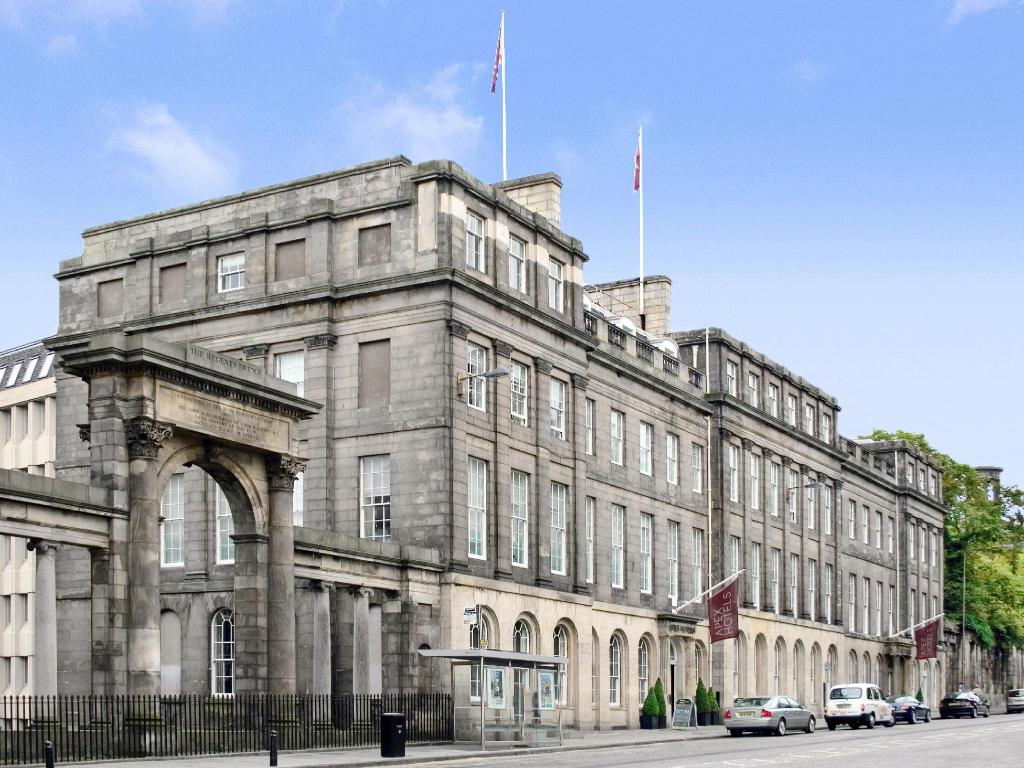 Apex Hotel Waterloo Place Edinburgh Reviews