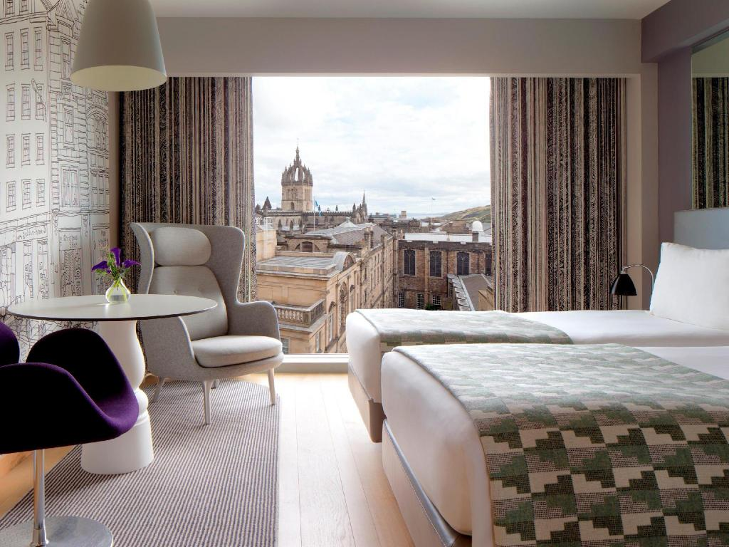 More about Radisson Collection Hotel, Royal Mile Edinburgh