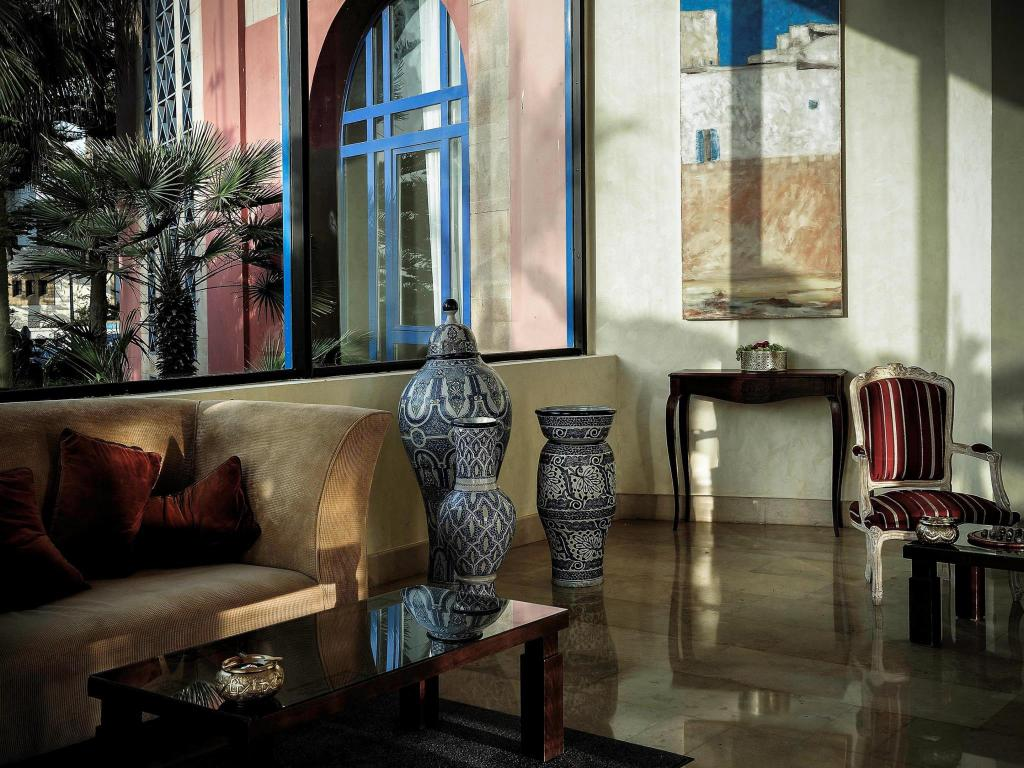 Interior view Hotel Le Medina Essaouira Thalassa sea and spa - MGallery