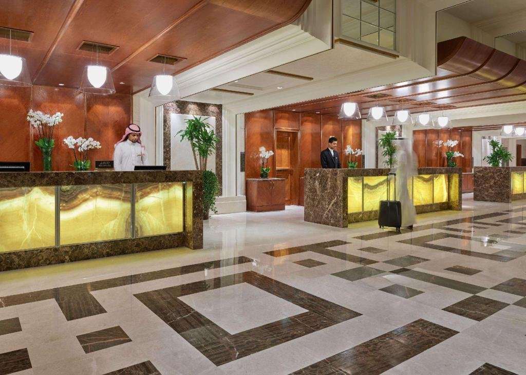 Swissotel Al Maqam Makkah Hotel (Mecca) - Deals, Photos & Reviews