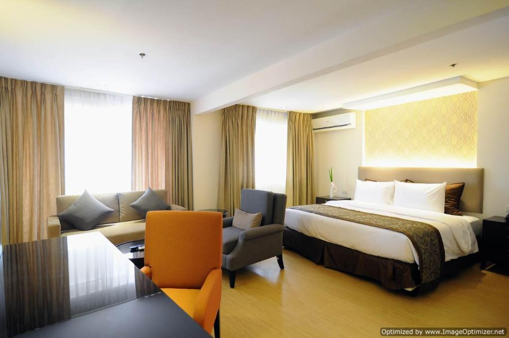 Informasi lengkap Imperial Palace Suites Quezon City