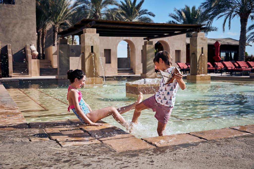 Swimming pool [kids] Bab Al Shams Desert Resort and Spa