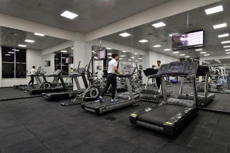 Fitness center Oaks Liwa Heights Hotel Apartments