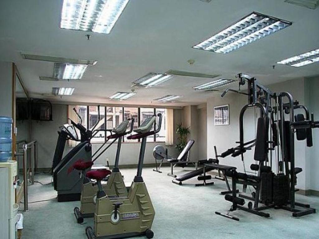 fitness centrum Meilian City Holiday Hotel