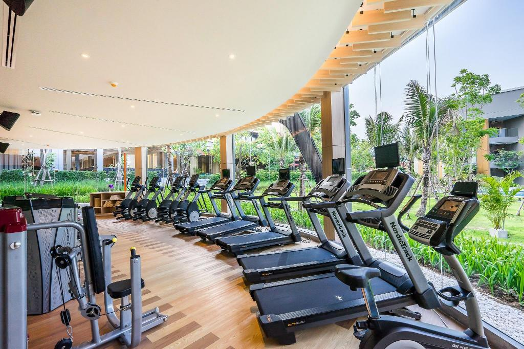 Fitness center AVANI Hua Hin Resort & Villas