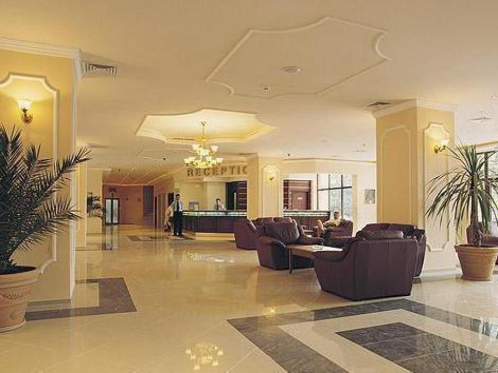 Lobby Prestige Hotel and Aquapark - All Inclusive