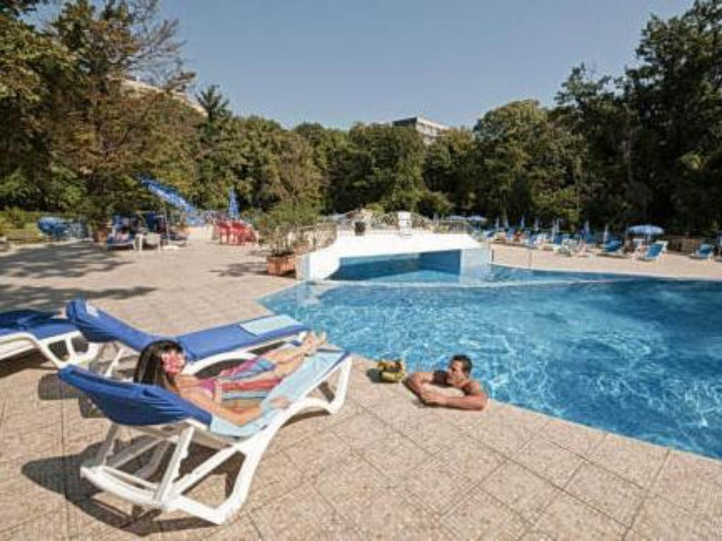 Schwimmbad Kristal Hotel - All inclusive
