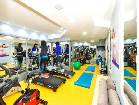 Fitness center Gulhanepark Hotel