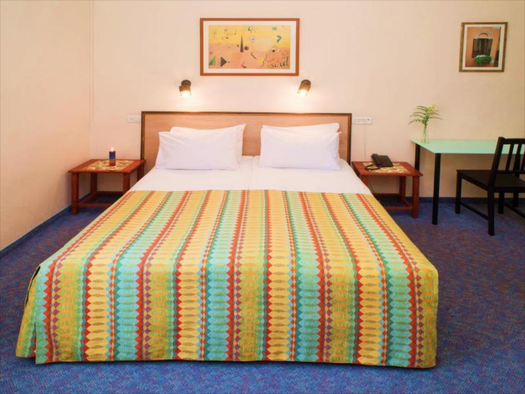 Economy Single Room - Bed Palatin Hotel