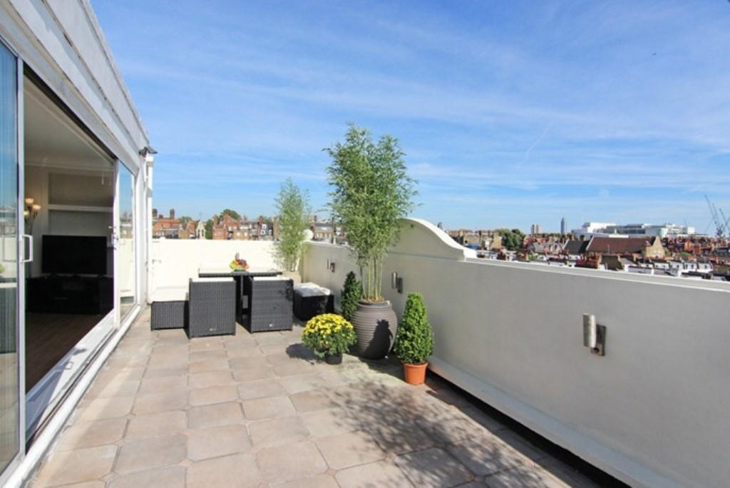 terraza London Lifestyle Apartments - Penthouse - Knightsbridge