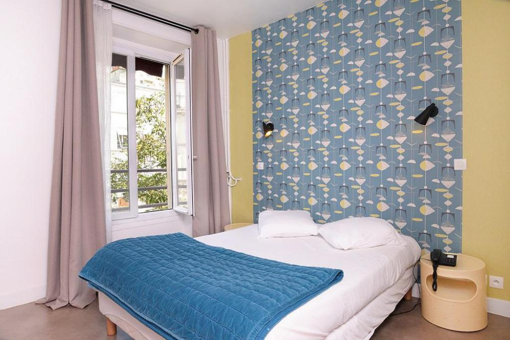 Double Bed for 2 persons - Guestroom Zazie Hotel